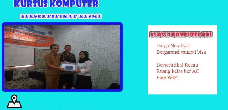 Pendidikan Komputer Non Formal (pnf) Ciputat Tangerang
