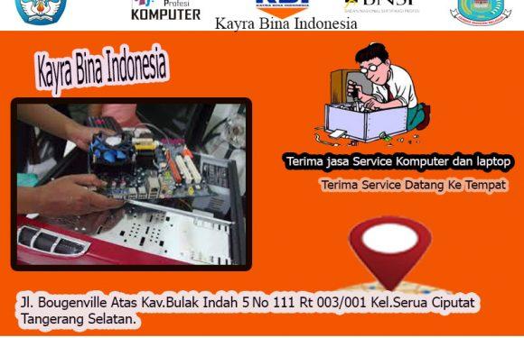 Kursus Komputer |Pendidikan komputer Sertifikat Dinas Tangerang
