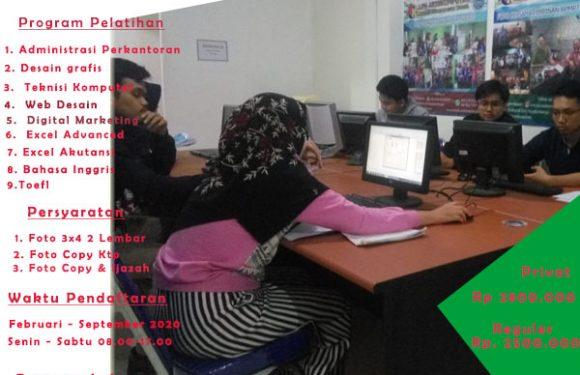 Kursus Komputer (KBI) Administrasi Perkantoran, Serua, Ciputat, Tangerang Selatan.