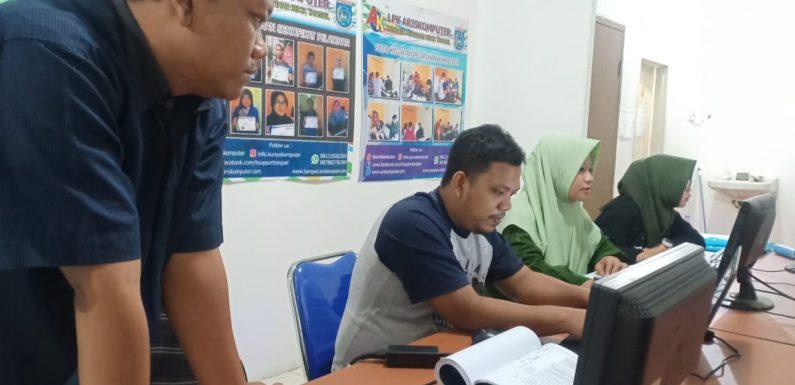 Kursus Komputer Untuk Pemula Dan Mahir | Setifikat  Resmi, Serua, Ciputat Tangerang Selatan.
