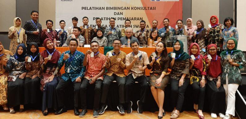 Pelatihan Lembaga Swasta dari Kemnaker ( SINTALA )